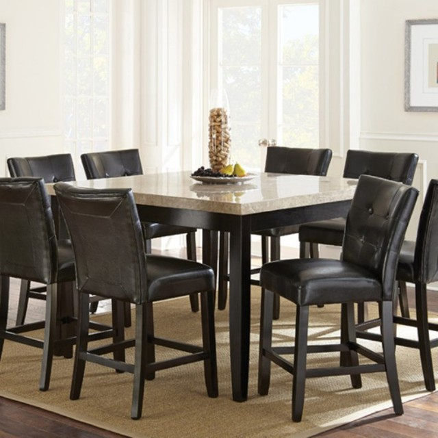 Counter Height Modern Dining Table : ... Counter Height Dining Table - MC5454PT contemporary-dining-tables