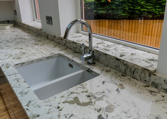 Granite Work Surfaces : Simplicity Granite New brochure. Kitchen work surfaces in granite and ...