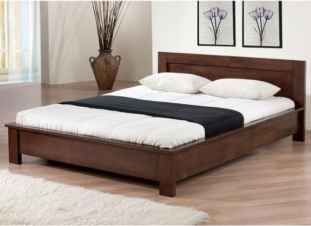 modern full size platform beds 1
