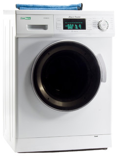 condensing washing machine