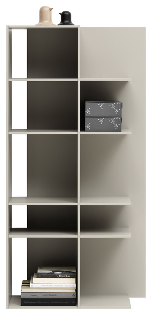 Boconcept Bookcase: Fusion Wall Mounted Wall System