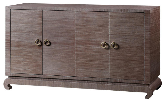 Meredith 4-Door Cabinet - Transitional - Kitchen Cabinetry - by GLOBAL ...