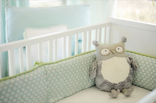 Sprout Cot Bedding