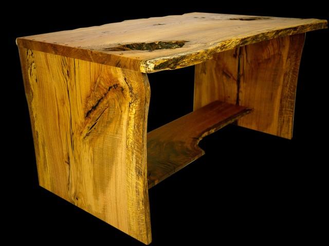 Supernatural Oak Desk 2 Eclectic Desks And Hutches
