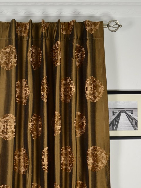 Silk Curtains. Your Guide To Buying Silk Curtain Fabric. Faux Silk ...