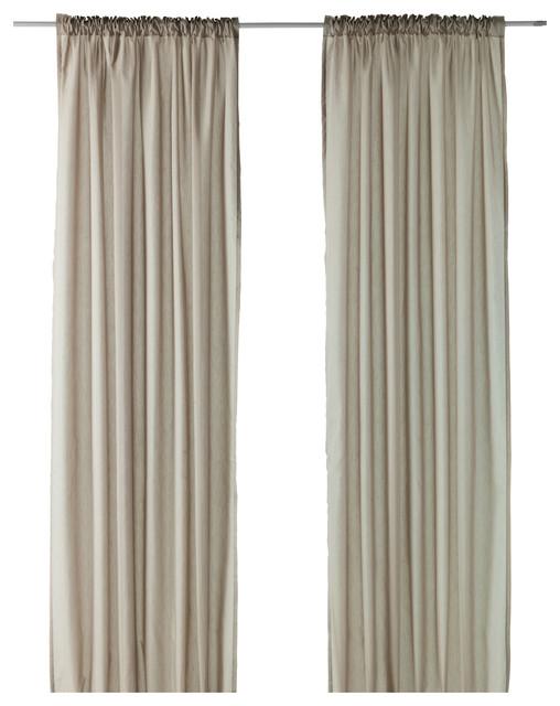 vivan minimalistisch gardinen vorh nge von ikea. Black Bedroom Furniture Sets. Home Design Ideas