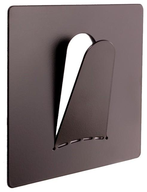 pat re murale multifonction one couleur noir moderne pat re par. Black Bedroom Furniture Sets. Home Design Ideas