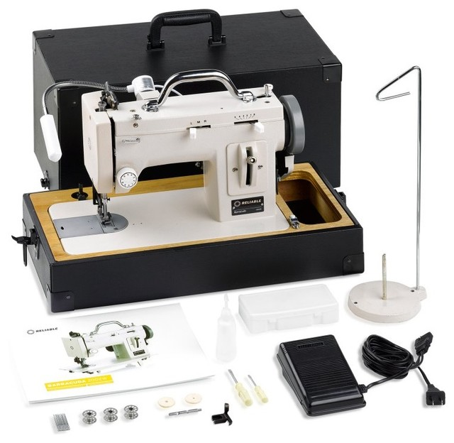 Reliable Barracuda Sewing Machine - 200ZW - Contemporary - Sewing Machines - by Hayneedle