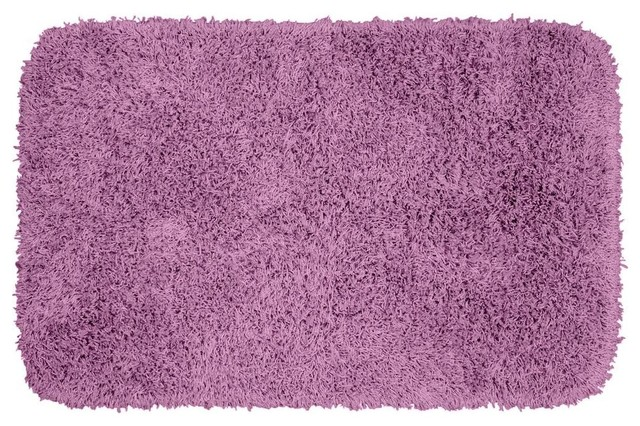 Contemporary indoor outdoor bath rug accent rug garland for Rugs with purple accents
