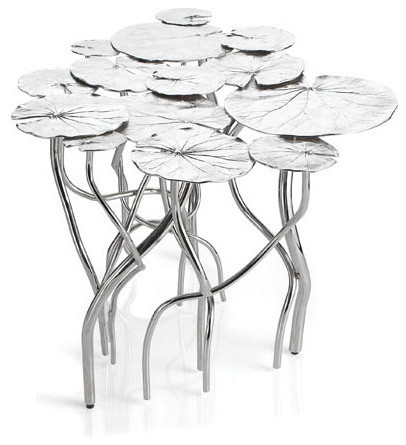 Lily Pad Coffee Table Np 15 Eclectic Coffee Tables New York By Michael Aram
