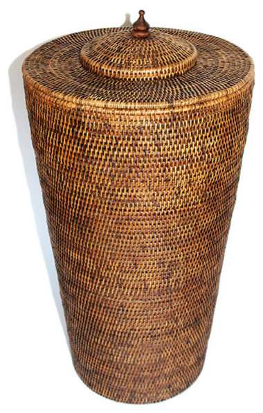 rattan laundry basket with lid 28 beach style baskets