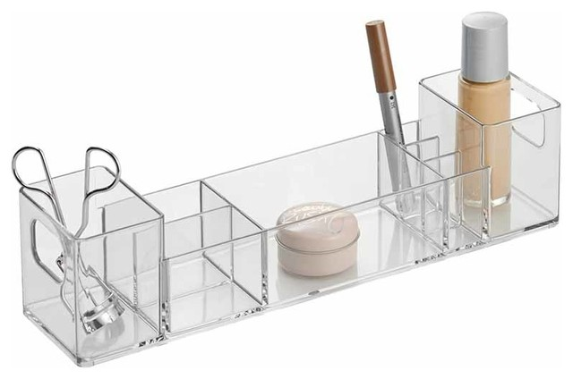 Clarity Medicine Cabinet Organizer - Contemporary - Bathroom Organizers - by Organize