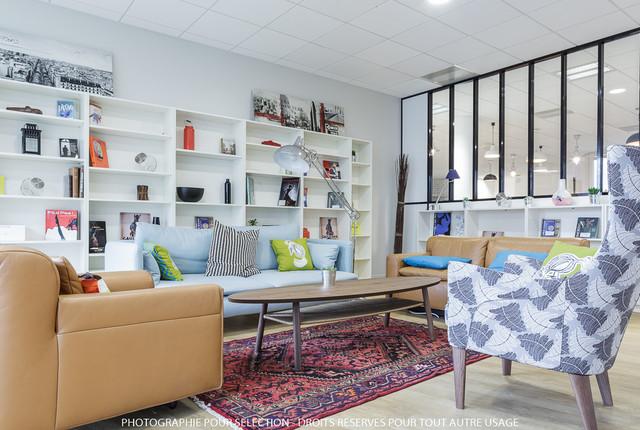 Entreprise espace d tente for Amenagement espace detente entreprise