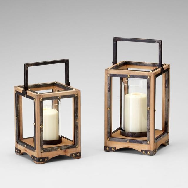 Cyan Design Furniture Cyan Design Small Aspen Candleholder Contemporary