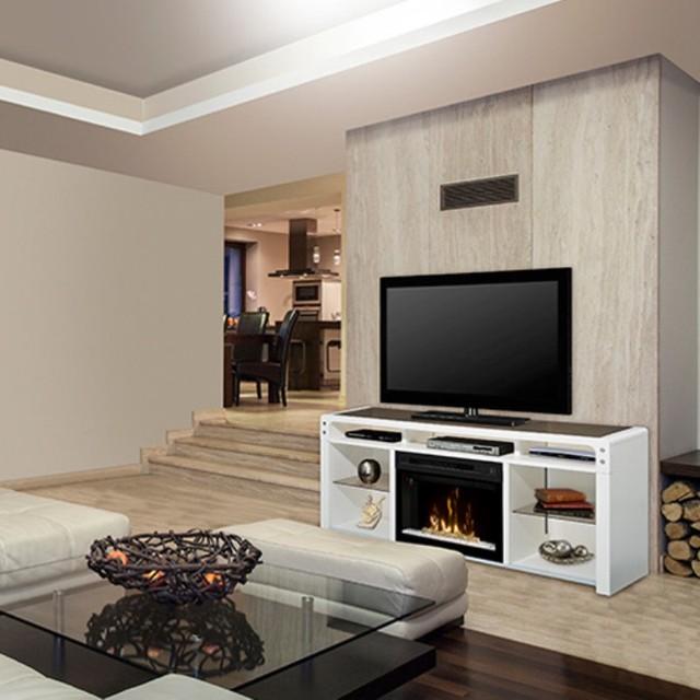 Dimplex galloway entertainment center electric fireplace gds25ld 1434ja contemporary - Contemporary electric fireplaces entertainment center ...