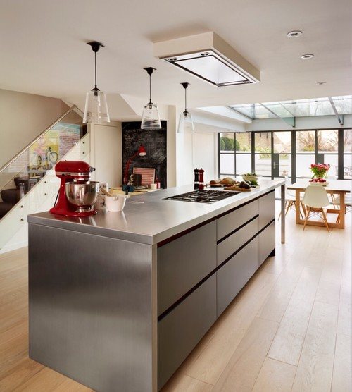 Kitchen Designs With Island Cooktop: Cooktop In Island Bench Good For Social Interaction?