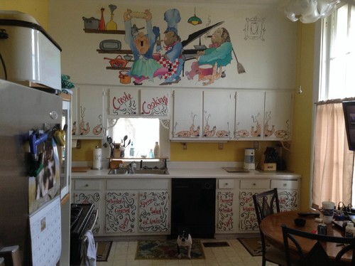 Photo Gallery Kitchen Makeovers  House amp Home