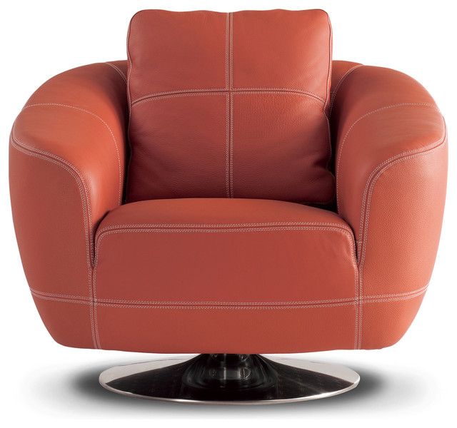 Lucy Swivel Chair Contemporary Armchairs And Accent