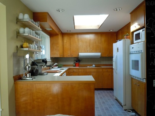 Kitchen of the Week: A Bright Update for Seattle