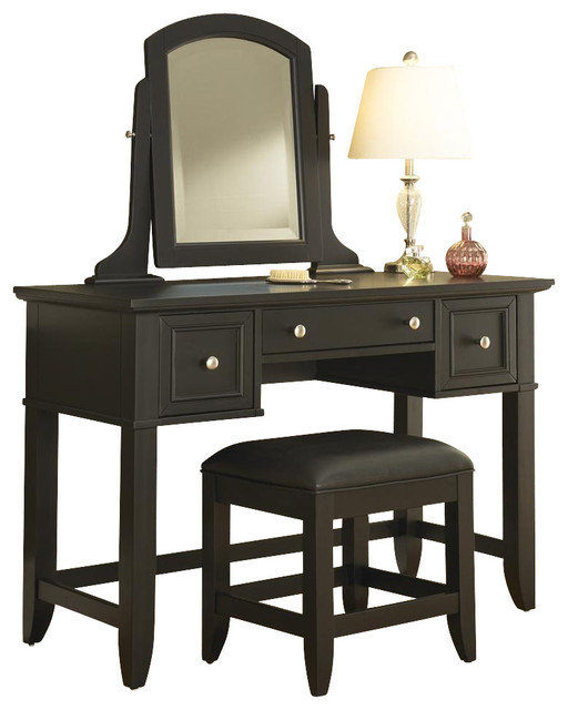 Vanity Table Set Contemporary Bedroom Products