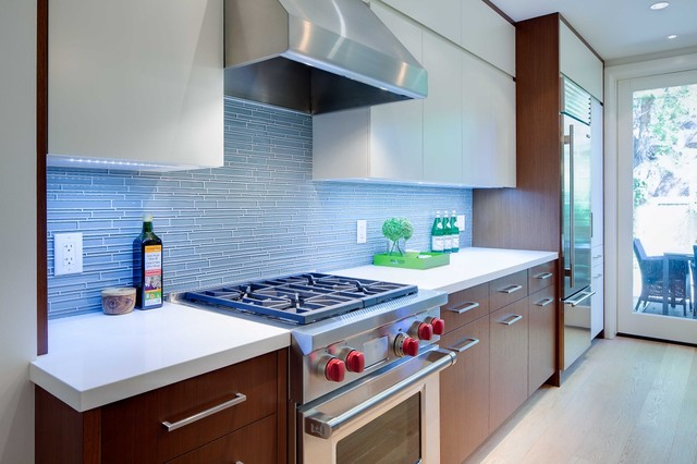 Boston Ave Modern Kitchen Toronto By Beauparlant Design Inc