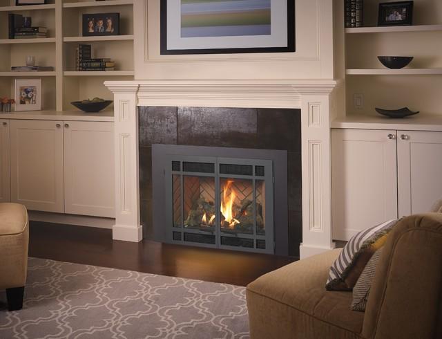 fireplace xtrordinair dvl greensmart gas insert