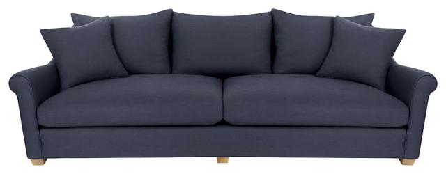 safavieh fraiser sofa classique chic canap par safavieh. Black Bedroom Furniture Sets. Home Design Ideas