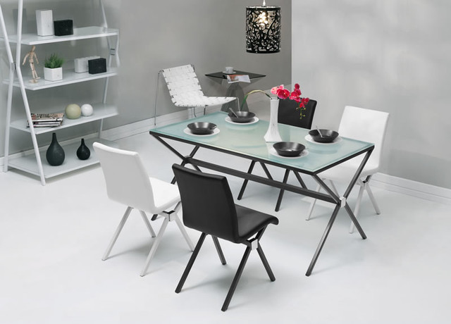 Xert Dining Table Modern Dining Tables Toronto By Lofty Ambitions M