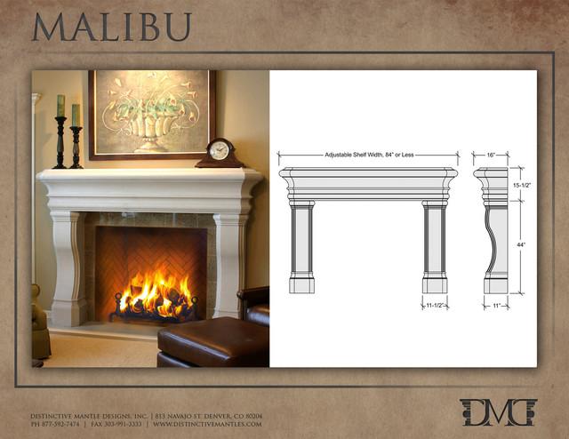 Distinctive Mantel Designs Inc Master Collection Traditional Indoor Fireplaces Denver