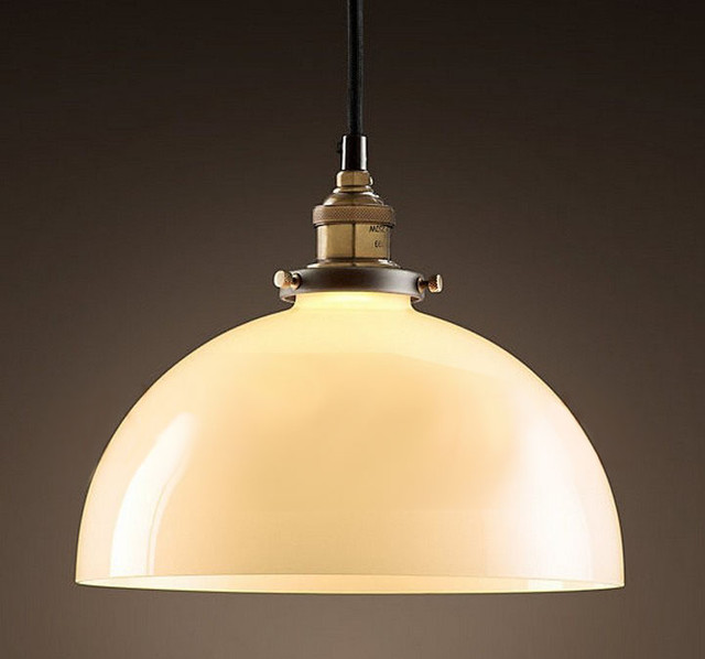 LOFT Matte Glass Pendant Lighting