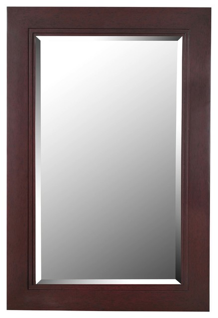 31 Amazing Bathroom Mirrors Espresso Finish