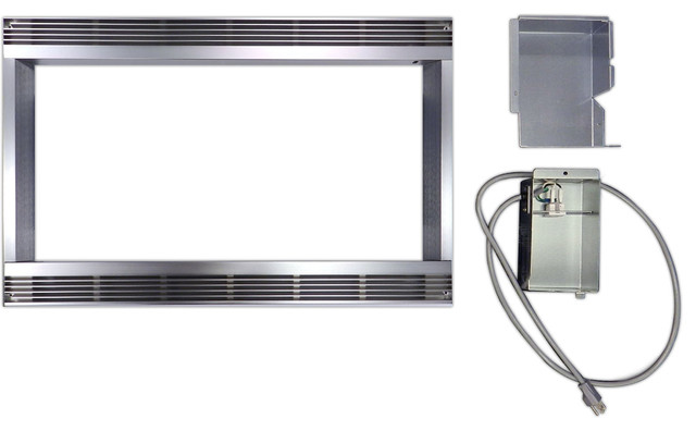 "27"" Built-In Trim Kit for Sharp Microwave R651ZS ..."