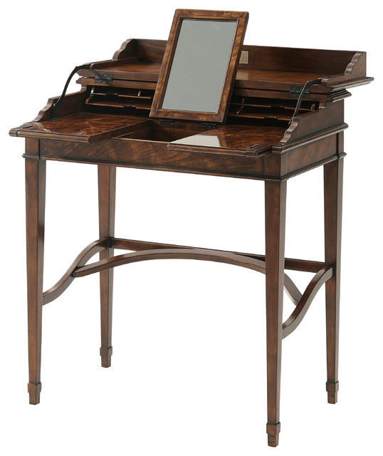 elegance and utility dressing table victorian bedroom