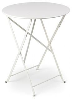 bistro klapptisch 60cm bauhaus look outdoor bartische bistrotische von. Black Bedroom Furniture Sets. Home Design Ideas