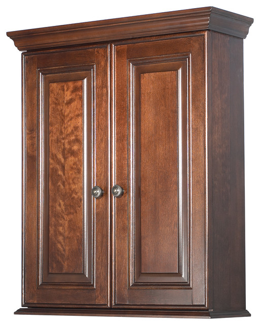 hawthorne 24 wall cabinet traditional bathroom cabinets and shelves