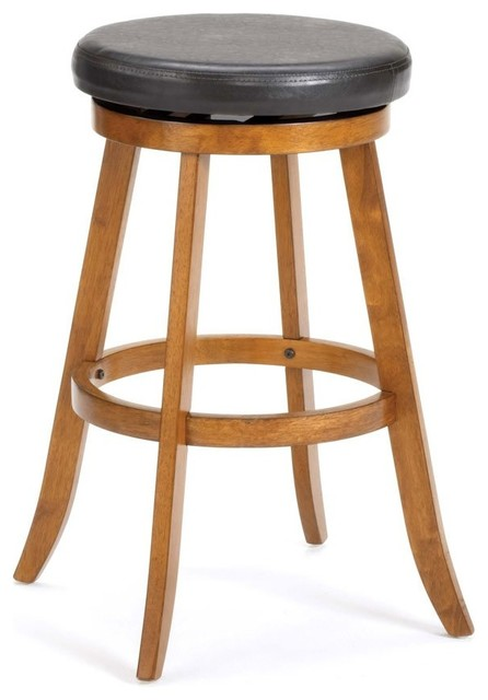 Hillsdale 26 Inch Sylvan Swivel Counter Height Stool In
