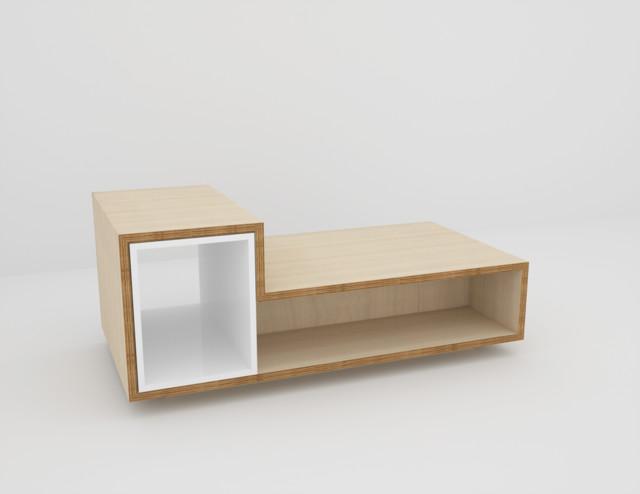 caisson laqu lb2 contemporain tag re et vitrine par malherbe edition. Black Bedroom Furniture Sets. Home Design Ideas