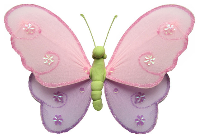 Baby pink butterfly