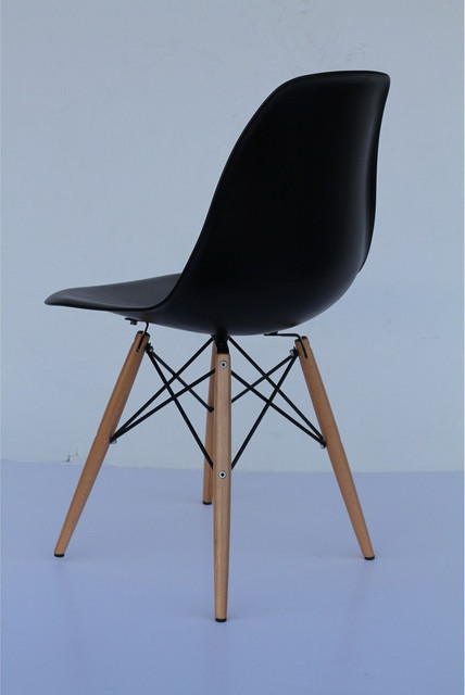 EAMES STYLE DAW DINING SIDE CHAIR Midcentury Dining  : midcentury dining chairs from houzz.co.uk size 428 x 640 jpeg 39kB