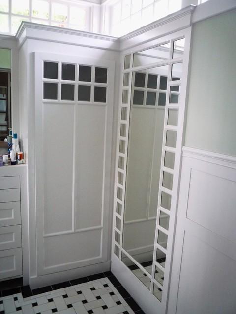 custom bathroom cabinets vanities traditional houston by