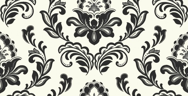 Bijoux black cream wallpaper for Black and cream wallpaper