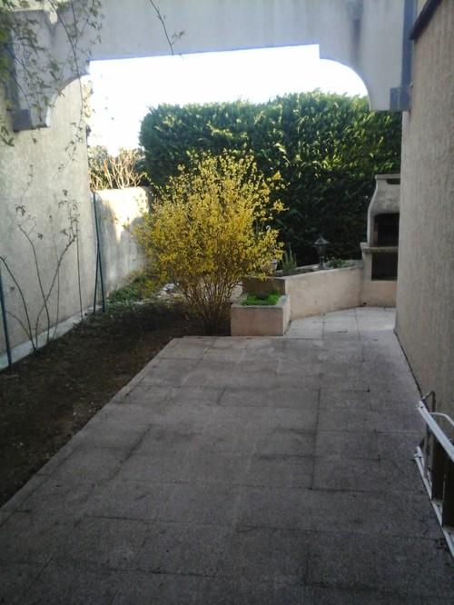 Am nagement jardin en longueur for Amenagement jardin en longueur