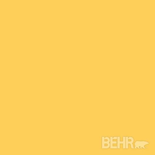 Behr Paint Color Lemon Sorbet 330b 6 Modern Paint