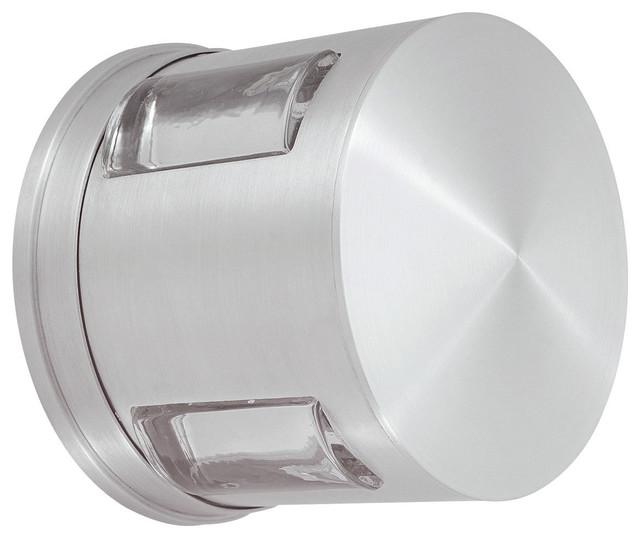 Flush External Wall Lights : Compass Quad Exterior Wall / Ceiling Mount - Modern - Flush-mount Ceiling Lighting - by Lightology