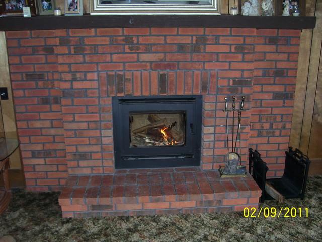 Wood Burning Fireplaces