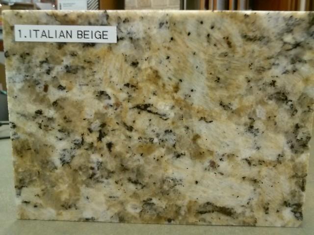 Granite Selection : Granite Selection