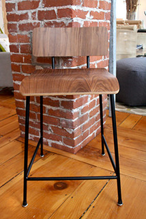 School Stool Gus Modern Modern Furniture Portland Maine By Amydutton Home