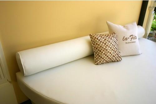 Long Decorative Roll Pillows : ROLL Long Bolster - Modern - Decorative Pillows
