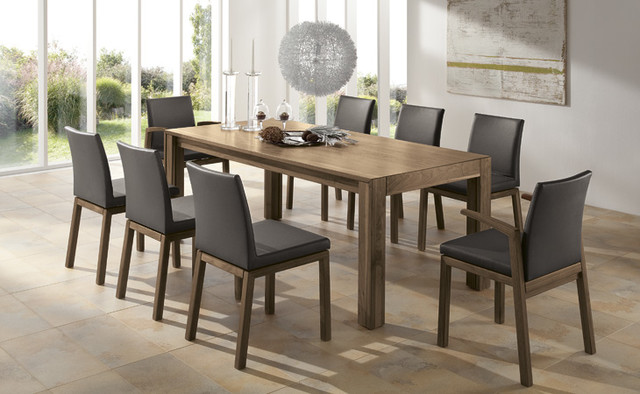 Woessner Contemporary Dining Tables Miami By The