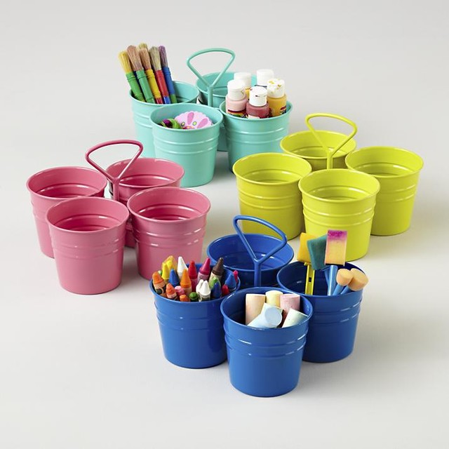 Classroom Table Storage Caddy Downloadable Plans